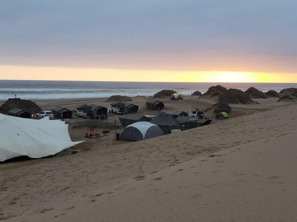 Luderitz to Walkvis Bay via Namib Desert