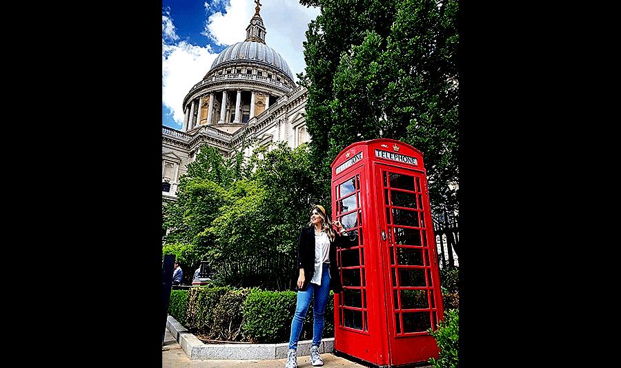 De viaje por Londres