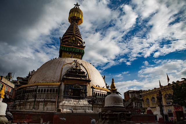 Kathesimbhu Stupa, Kathmandu