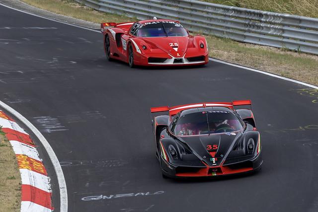 Ferrari FXX Evo