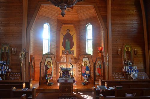 church ukrainiancatholic glenspeyny sullivancountyny icon altar