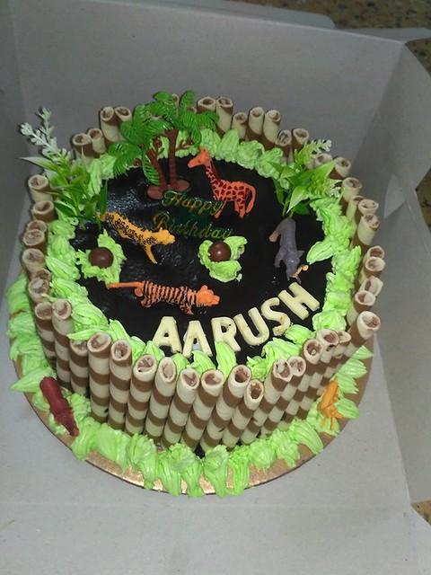 Cake by Khusbu Surana