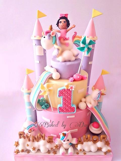 Cake by Dayvee Ann Dela Cruz