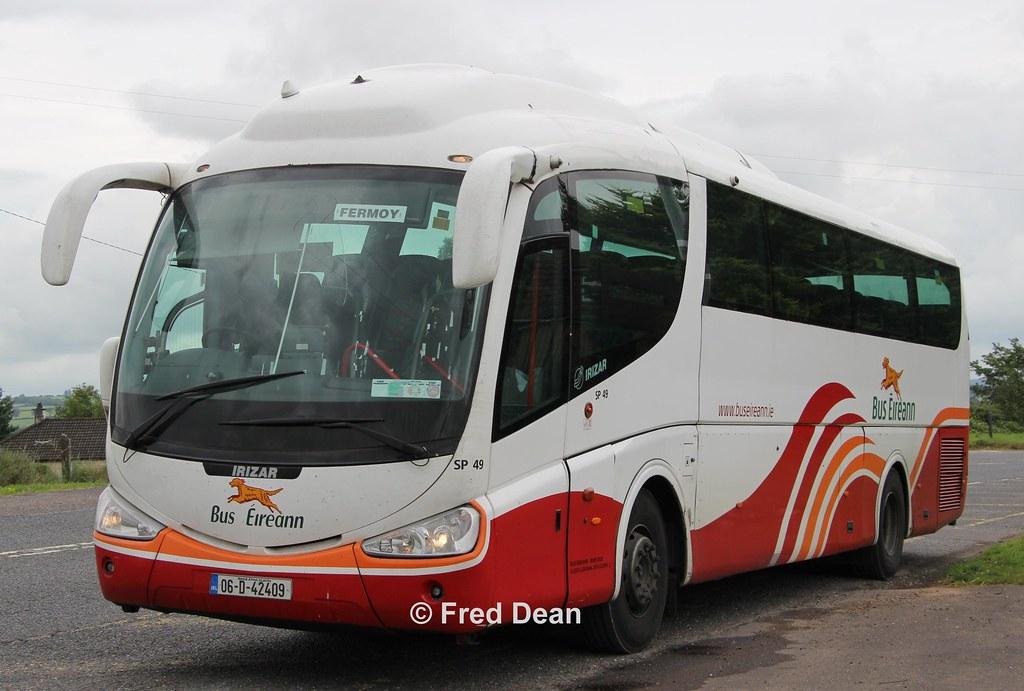 Bus Eireann SP49 (06D42409).