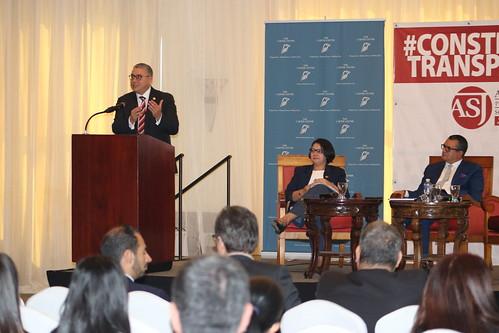 """Seminario """"Las nuevas instituciones de administración y justicia electoral en Honduras"""""""