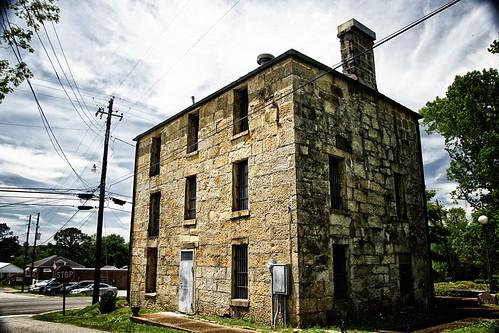 Old Rock Jail