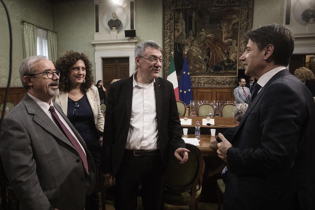 Incontro sindacati governo a Palazzo Chigi su riforma fiscale