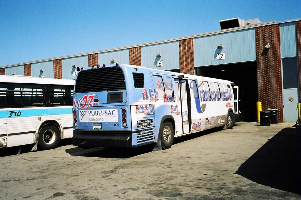 61164 - Societe de transport de l'Outaouais 0001 - Gatineau - 21 Jun 2003