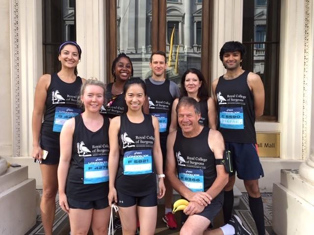 RCS 10K London run
