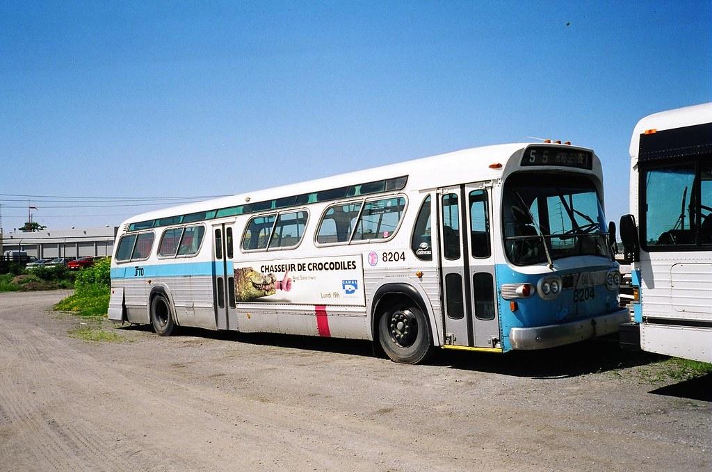 61154 - Societe de transport de l'Outaouais 8204 - Gatineau - 21 Jun 2003