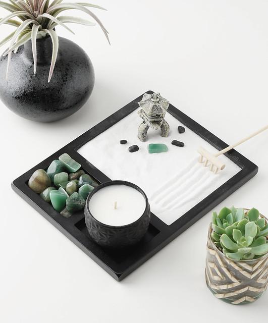Dark Zen Garden