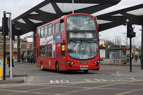 Arriva London DW582 LT63UKD