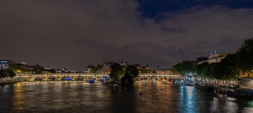 Pont Neuf - Ile de la cité - Paris