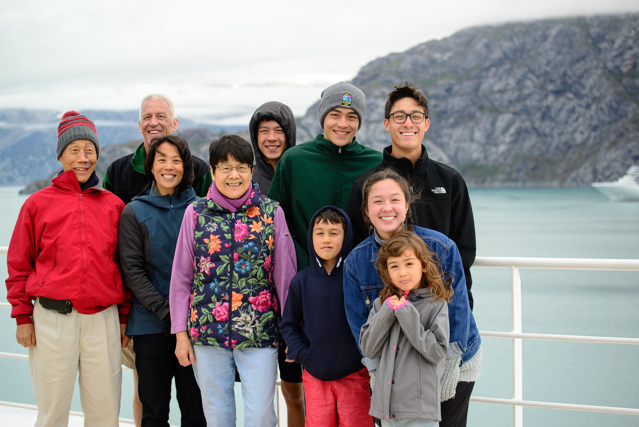 Family Photos - Glacier Bay