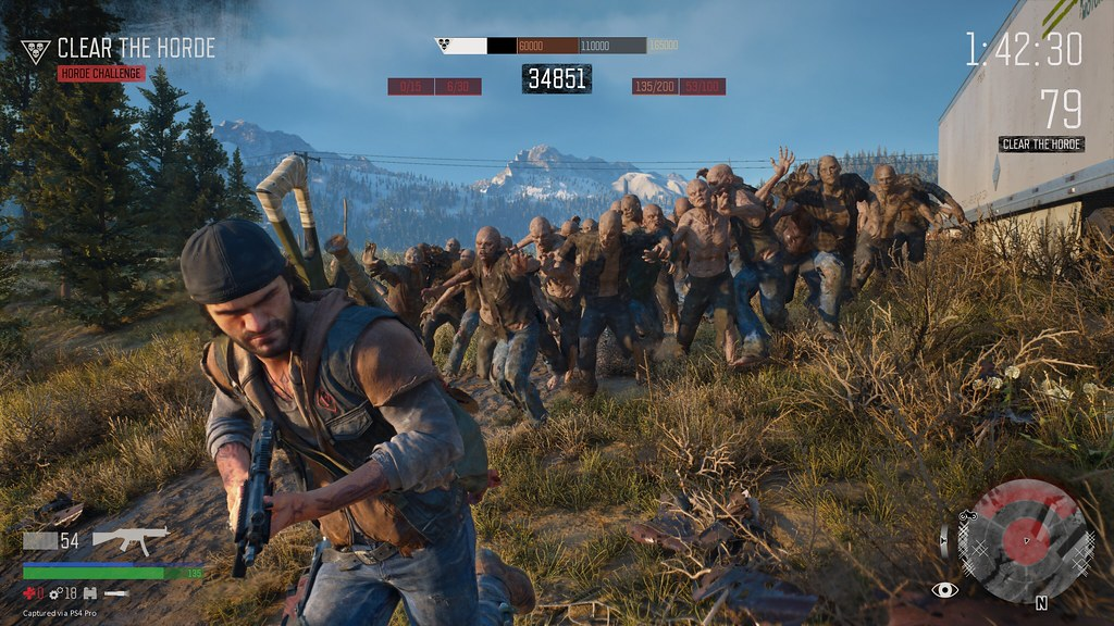 Days Gone on PS4