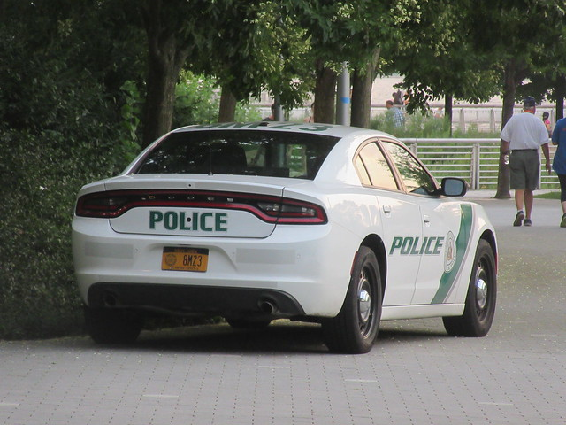 New York State Parks Police Dodge Charger