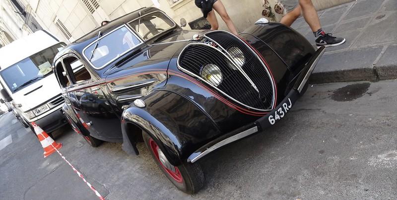 Peugeot 402 B 1938 Casting - Paris Juillet 2019 48374865001_597ec563c9_c