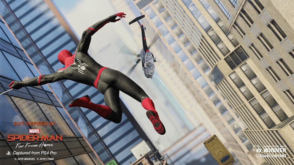 Marvel's Spider-Man : Des nouvelles tenues