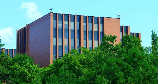 (Former & Vacant) IBM Canada Headquarters Building .... 1150 Eglinton Avenue East .... Toronto (Don Mills) Ontario