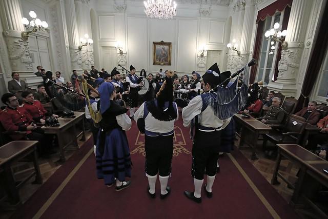 Ceremonia Jacobea: Reconocimiento a Funcionarios Municipales