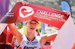 Emma Pallant: Bývalá elitní běžkyně v triatlonové špičce