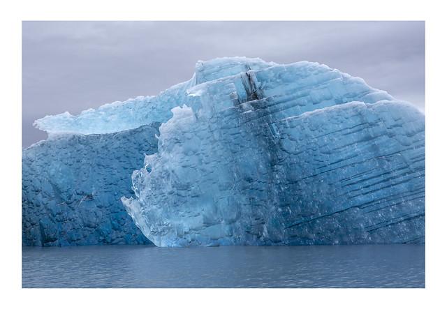 Large iceberg | Jokulsarlon Lagoon
