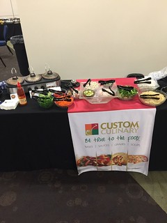 Custom Culinary Inc. Soup Bar Concept!