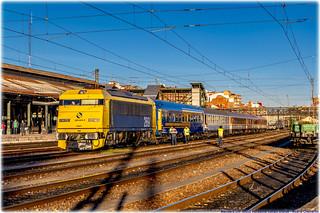 Tren de los 80 en Valladolid