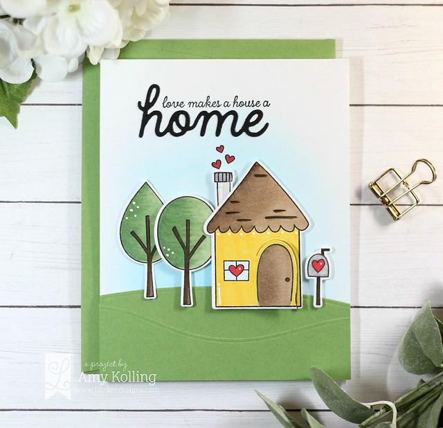 Amy_Build a Home