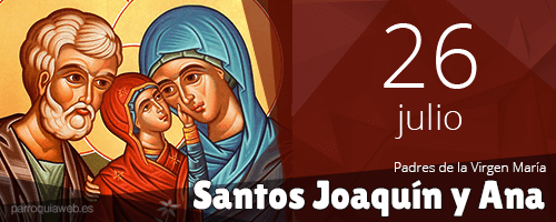 Santos Joaquín y Ana