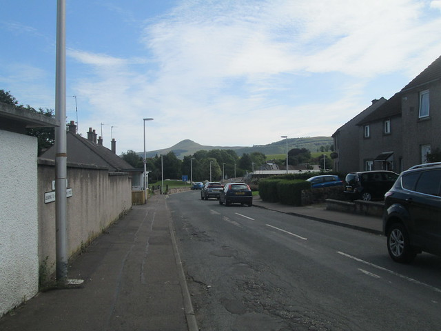 View of Street, East Lomond