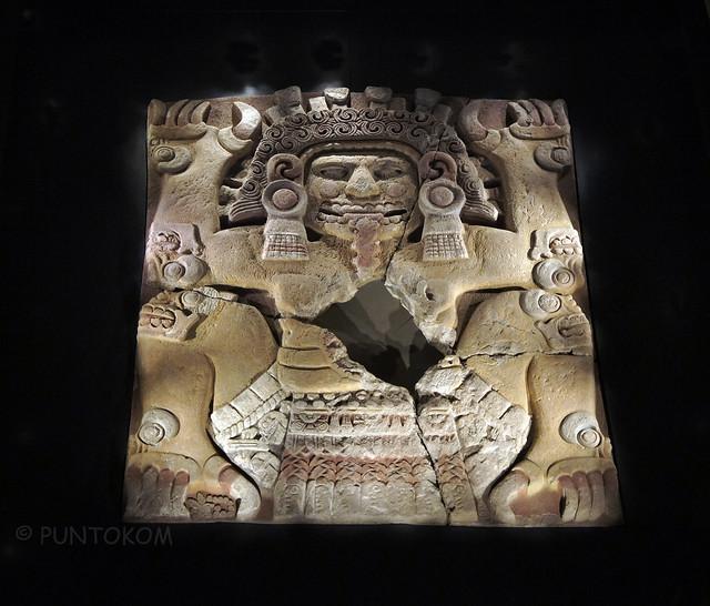 Diosa de la Tierra, Tlaltecuhtli,