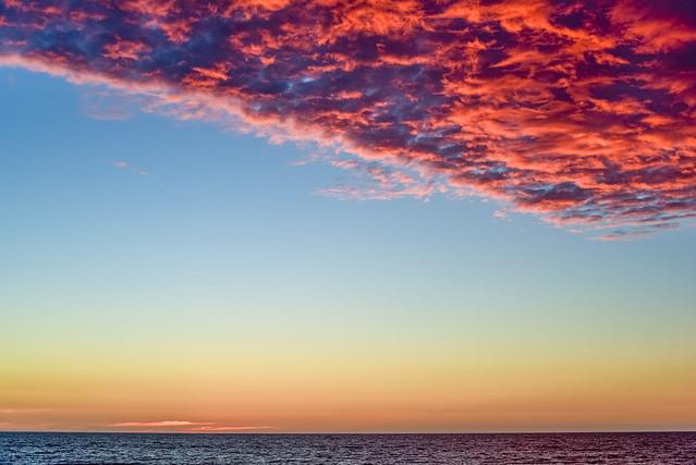 Back Beach Sunset - Bunbury, WA