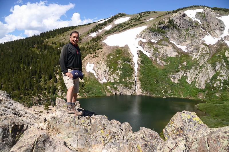 Taking from Fox Mountain summit (2)