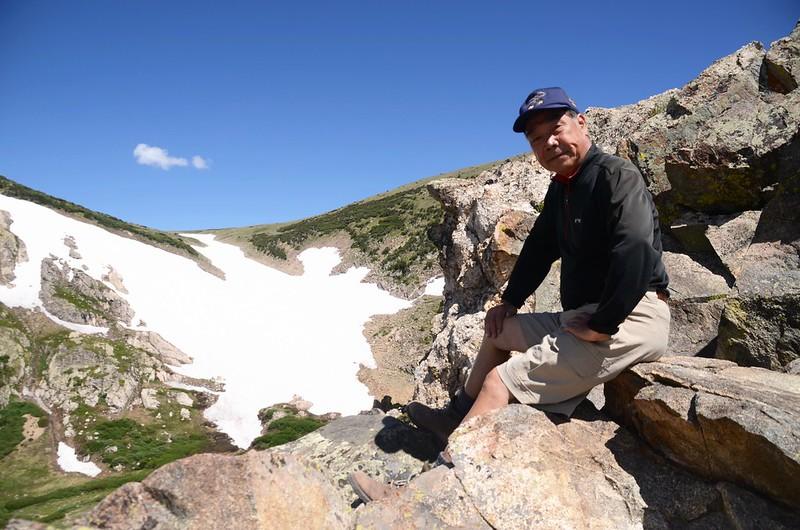 Taking from Fox Mountain summit (1)