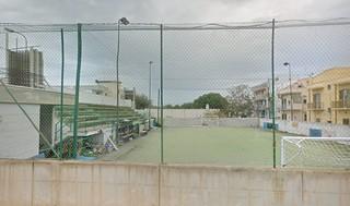 campo sportivo polignano