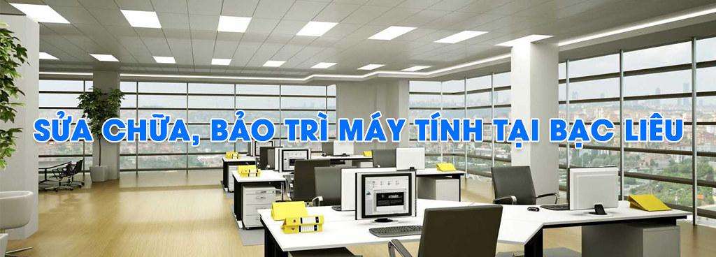 Bảo trì Sửa chữa Xử lý Phần mềm sự cố máy tính Bạc Liêu - TUẤN DrC 0916 027 272