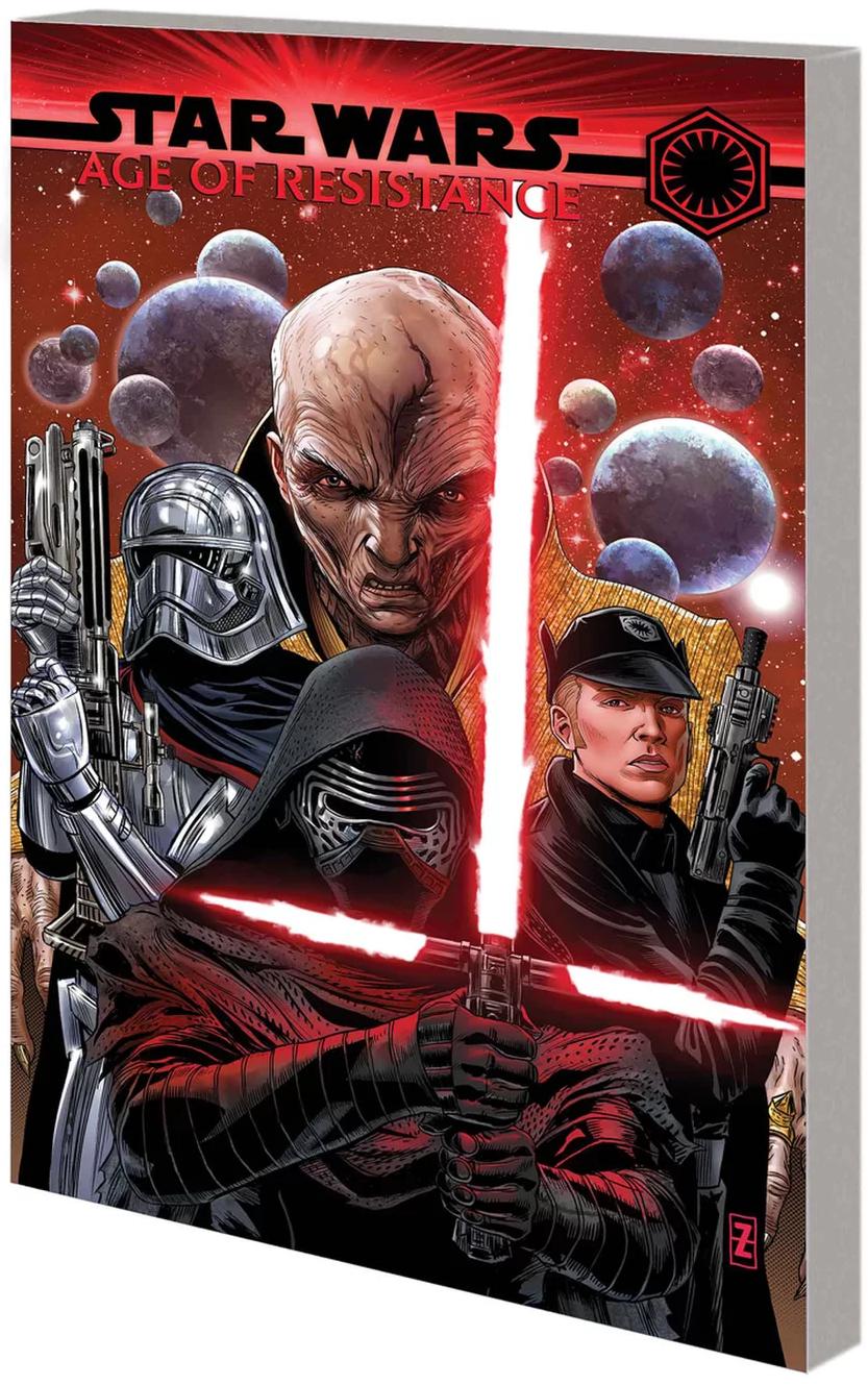 Marvel Star Wars Solicitations October 2019 Roqoo Depot