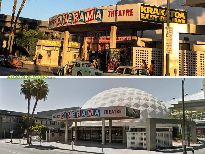 Once Upon a Time in Hollywood Filming Locations