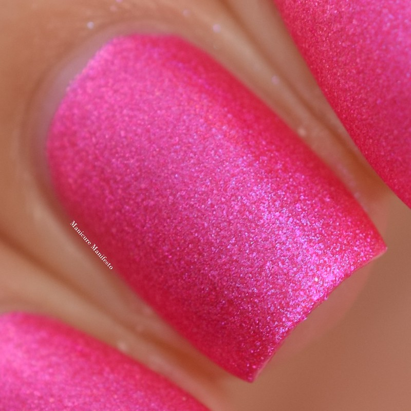 Girly Bits Electric Boobs swatch