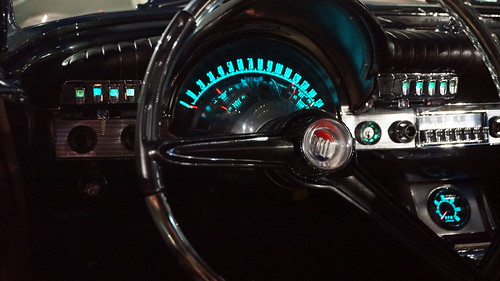 1960 Chrysler 300-F AstraDome Instrument Panel | by Crown Star Images