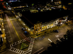 Square Books From Above
