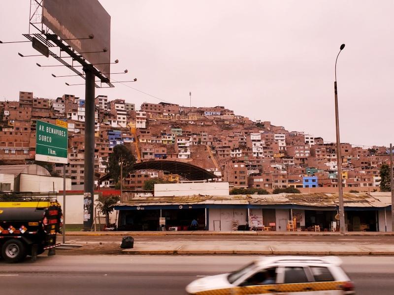 Peruvian slums