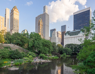 Central Park - The Pond | by ajay_suresh