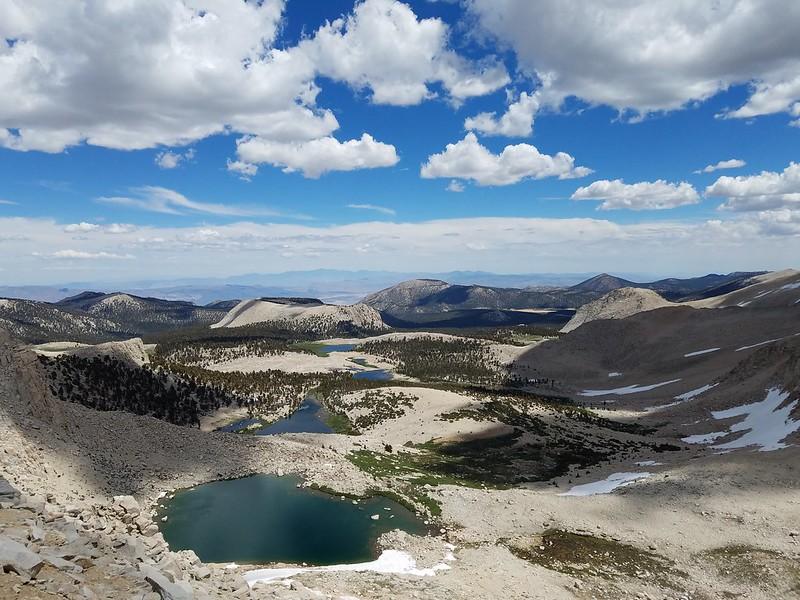 Mount Langley • Cottonwood Lakes