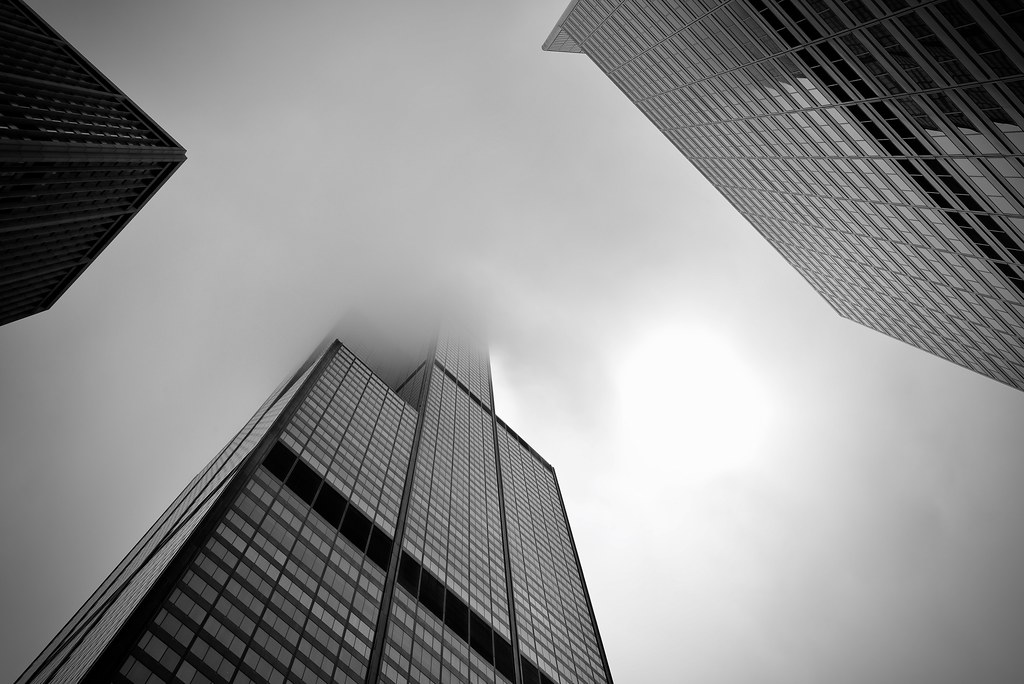 Where is the Sears / Willis Tower ? - Chicago IL