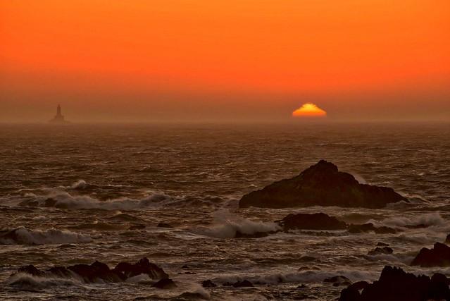 Point Saint George Lighthouse, California