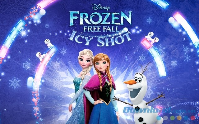frozen-free-fall-icy-shot-android-nhan-vat