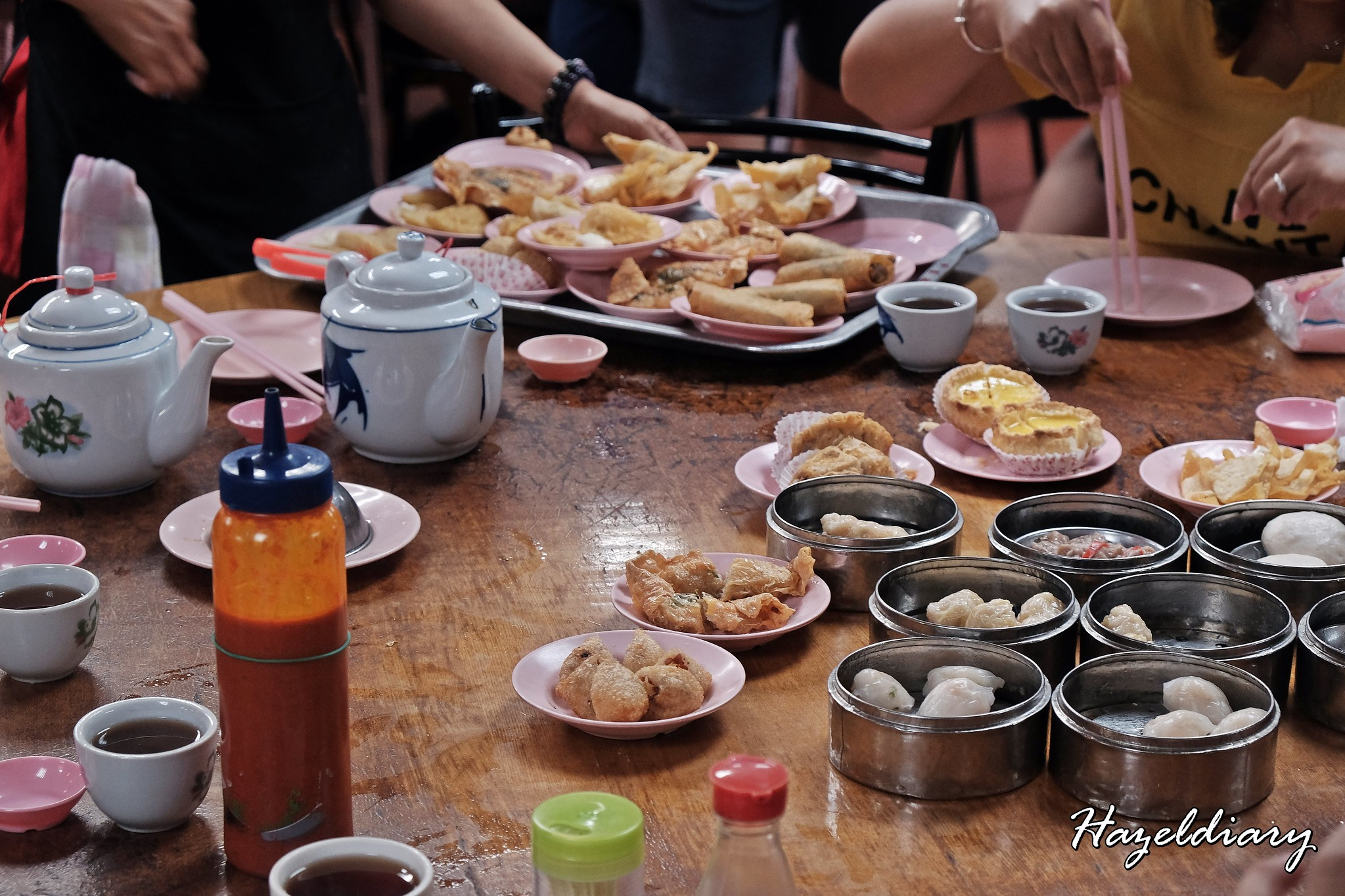 [IPOH EATS] Ming Court Hong Kong Dim Sum Ipoh- Dim Sum For Breakfast