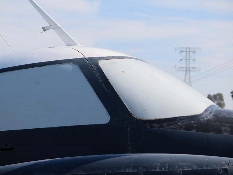 Cessna U-3A Blue Canoe 95